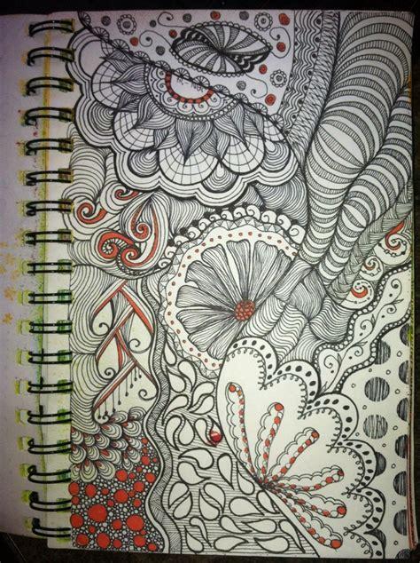 sketchbook zentangle sketchbook zentangle doodles kitskorner