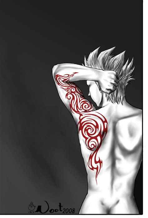 one piece tribal tattoo fanarts one piece page 25