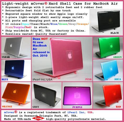 Macbook 13 3 Air Clear Trans Orange Original 100 ipearl mcover 174 shell for generation