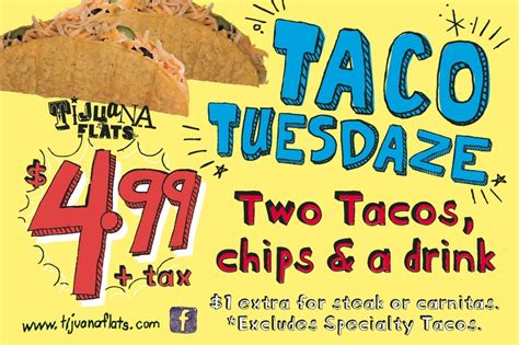 Tijuana Flats Gift Card - 17 best images about tijuana flats promotions on pinterest flats tacos and gift cards