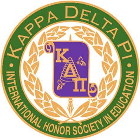 Epsilon Delta Alph Pi International Honor Society For Mba by Kappa Delta Pi At Msu