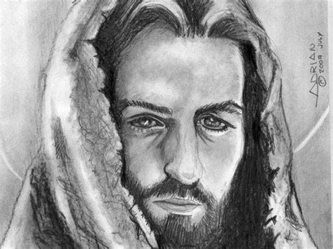 Drawing Jesus by Best Jesus Drawings Pictures Religious Wallpapers