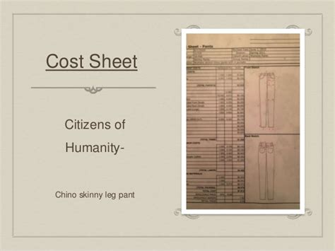 Price Of Humanitarianism by Citizens Of Humanity