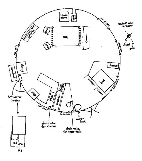 yurt floor plan simple yurt floor plan yurt in a tree possibly