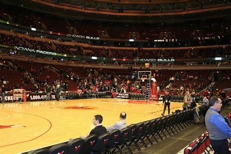 How Much Do Nba Floor Seats Cost by Chicago Bulls Courtside Seats Bullsseatingchart