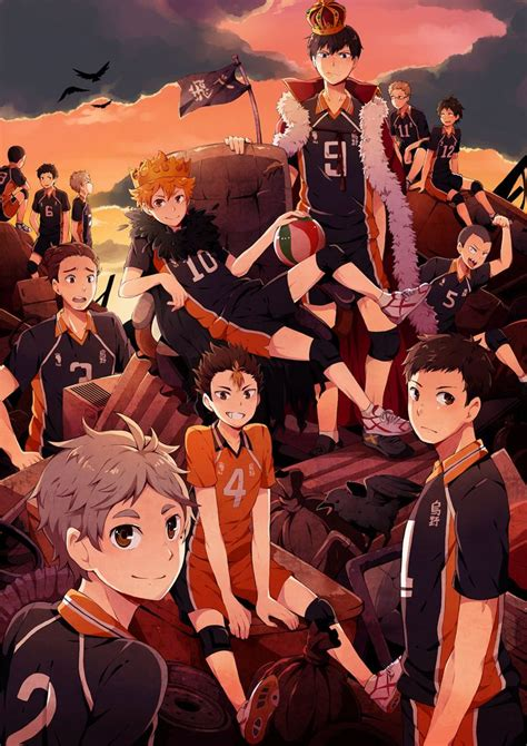 anime haikyuu 25 best ideas about haikyuu karasuno on pinterest