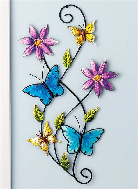Butterflies Wall Decor by Extraordinary Butterfly Wall Decor Pictures Design Ideas Dievoon