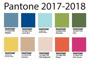 pantone 2017 color color trends 2017 2018 with pantone back to brain