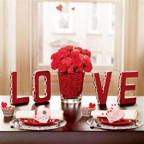 s day table decoration ideas best table decoration for valentine s day interior and