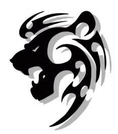 les 25 meilleures id 233 es de la cat 233 gorie tribal lion