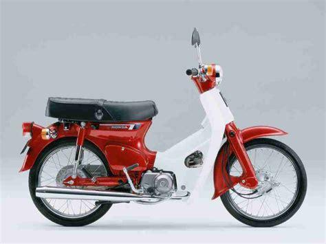 50ccm Motorrad Honda by The Motorcycle S Honda Cub Honda Cub 50