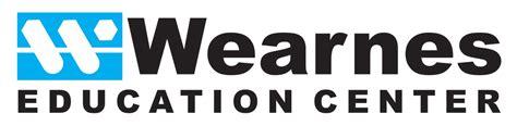 desain grafis wearnes logo wearnes education center not designer