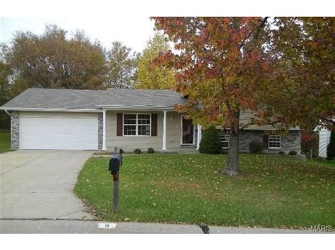9 wood park ct o fallon missouri 63368 reo home details