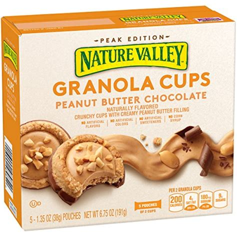Grains N Co Granola Peanut Butter Choco Chip 2 nature s bakery whole wheat fig bar vegan non gmo blueberry 12 count sales up