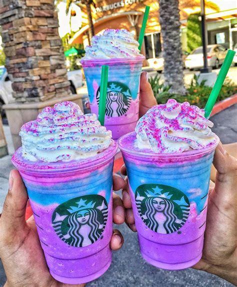 Home Decor Stores Canada starbucks anuncia novo frappuccino de unic 243 rnio unicorn
