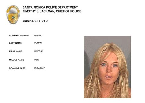 Lindsay Lohans Busted For Drugs by Lindsay Lohan Arrested Again On Dui And Charges