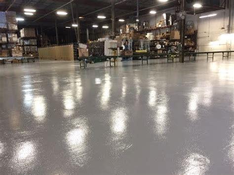 Epoxy Floor Installers New Jersey   Warehouse Epoxy