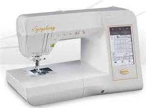baby lock symphony sewing and quilting machine