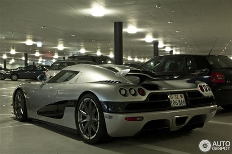 Where S The Owner Of This Koenigsegg Ccxr Trevita