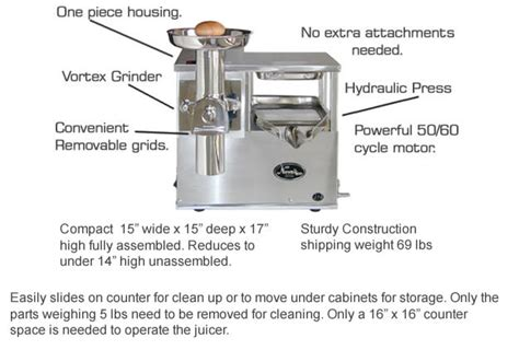 Norwalk Juicer image gallery norwalk juicer