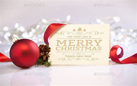 christmas mockup psd templates web graphic design bashooka