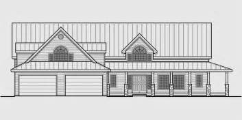 Garage Plans With Porch 10067 victorian house plans country kitchen bonus room over garage