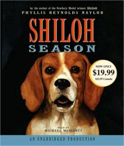 shiloh book pictures shiloh season by michael moriarty 9780739381045