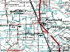 pearland map pearland tx 77584 profile population maps real