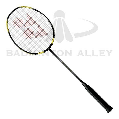 Yonex Raket Badminton Blacken 11 Yonex Voltric 5 Vt5 3ug5 Black Yellow Badminton Racket