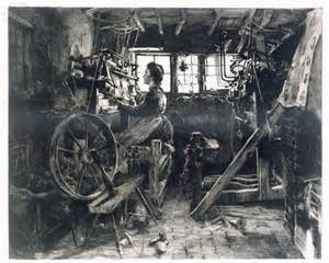 the cottage industry what sparked the revolution industrial revolution