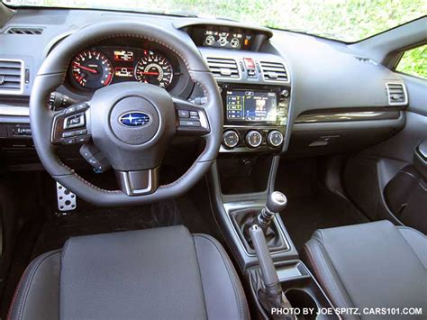 subaru wrx interior 2018 subaru wrx and sti interior photo research page