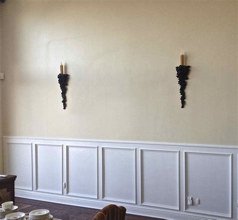 What Paint Finish For Wainscoting by Wainscot Run Some On Your Walls Wilson Interiors