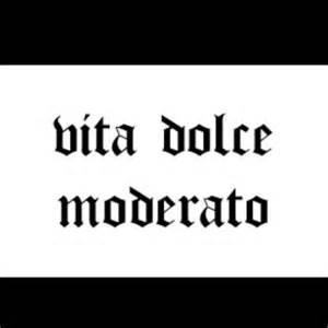 gdragon vita dolce moderato tattoo on carousell