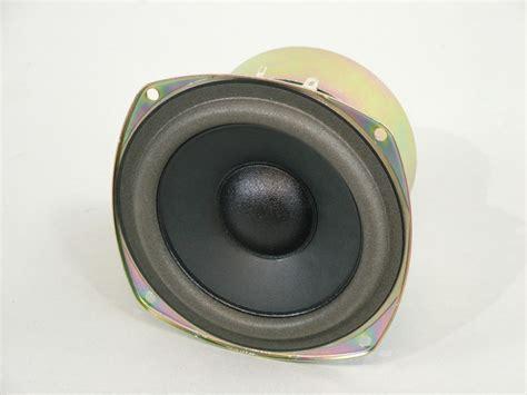 boston acoustics    woofer pr high output  db