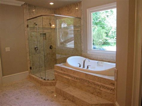 spa tub shower 24 luxury master bathrooms with soaking tubs page 2 of 5