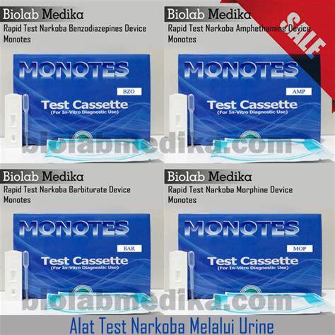 Jual Alat Tes Narkoba Di Palembang alat tes narkoba melalui urine monotes biolab medika