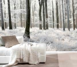 Winter Wall Murals Deco Ideas For Your Home Wall Murals For Bedrooms