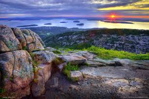 How To Get To Cadillac Mountain Acadia National Park Cadillac Mountain Bar Harbor