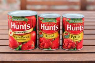 this week for dinner call for recipes canned tomato