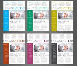 Adobe Indesign Newspaper Templates Free by 10 Best Indesign Newsletter Templates Design Freebies
