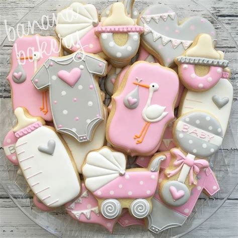 Baby Shower Cookie by Baby Shower Cookies By Banana Bakery Baby Shower Sugar