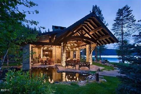 montana house the lodge at carver bay in whitefish montana homes of