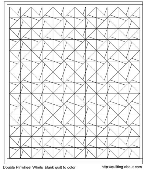 Quilt Coloring Pattern Quilt Pattern Coloring Pages