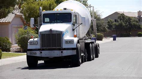 video truck kids truck video cement mixer youtube