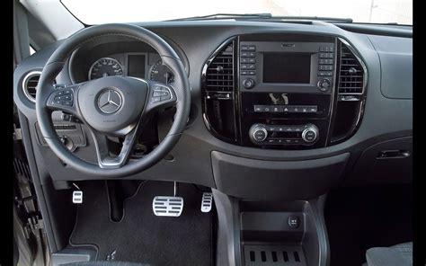 mercedes vito interior mercedes vito 2015 interior pixshark com