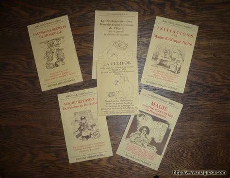 b000xi3uwe magie defensive exorcismes et vieux grimoire de magie original