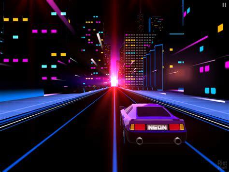 neon drive wallpaper