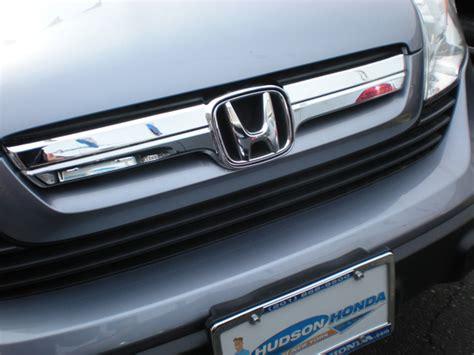 Emblem Original Honda Cr V 2009 honda crv chrome grille insert overlay trim