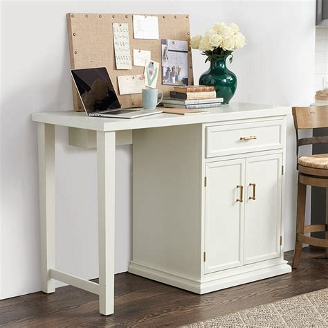taylor counter height desk ballard designs