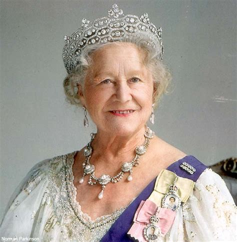 Queen Mother | lady elizabeth bowes lyon queen mother of the united kingdom
